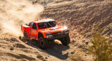 [Gallery] King of the Hammers Trophy Truck Desert Race