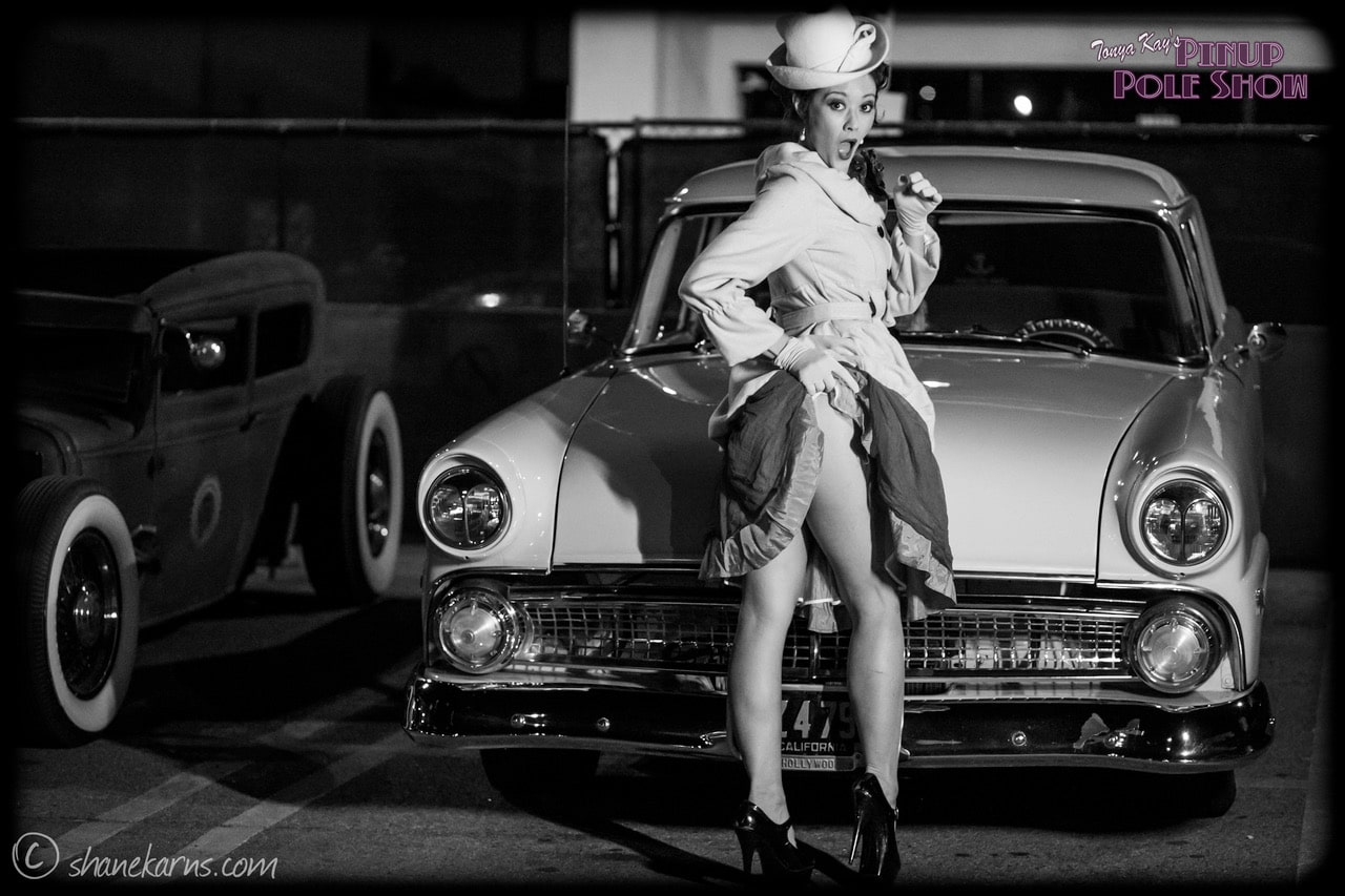 Pinup Pole Show Pinup of the Week: Monica Kay