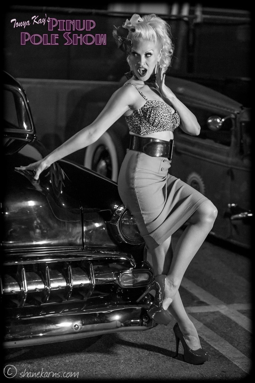 Pinup Pole Show Pinup of the Week: Heather Lou