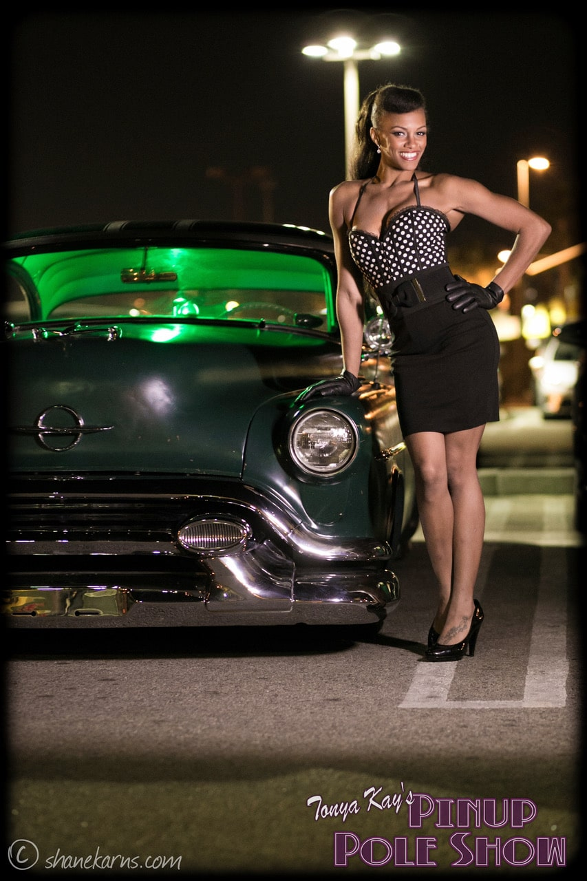 `Pinup Pole Show Pinup of the Week: Candace Cane