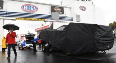 2019 NHRA Winternationals Final Delayed Due to Weather