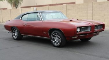 Today's Cool Car Find is this 1968 Pontiac GTO for $26,950