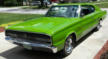 Today's Cool Car Find is this 1966 Dodge Charger for $22,500