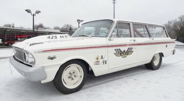 Today's Cool Car Find is this Thunderbolt Wagon Tribute for $28,500