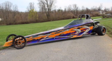IHRA, Half Scale Dragsters Announce Multi-Year Partnership