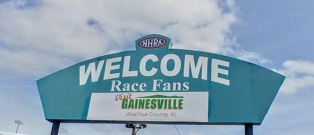 50th NHRA Amelie Gatornationals Preview