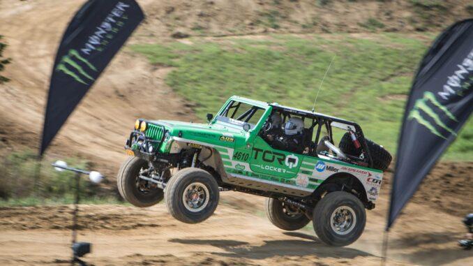 Cora Jokinen TORQ Locker Jeep