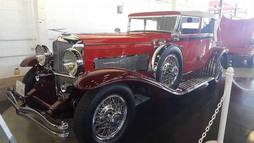 Excellence Abounds at Classic Auto Show