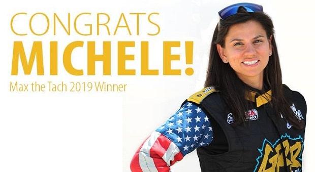 Congratulations to Michele Abbate, InTech Max the Tach Winner