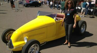 Betsy Goodguys Hot Rod Feature