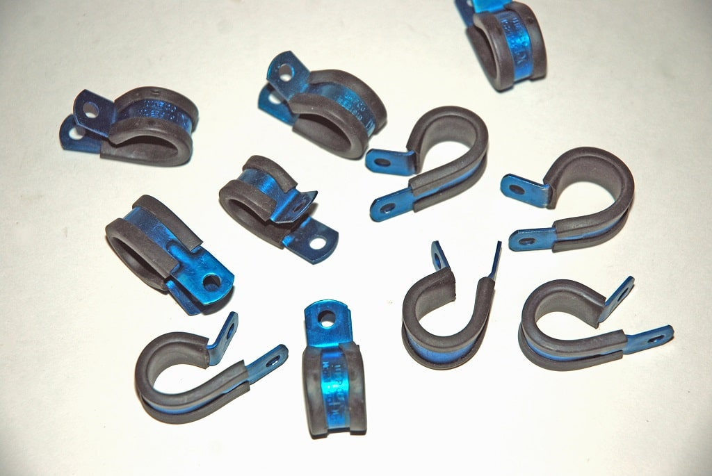 Lines, Clamps and Fasteners for Your Race Car