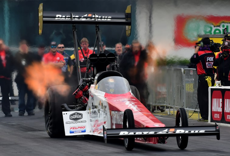 Many Surprises at the 50th Annual NHRA Gatornationals