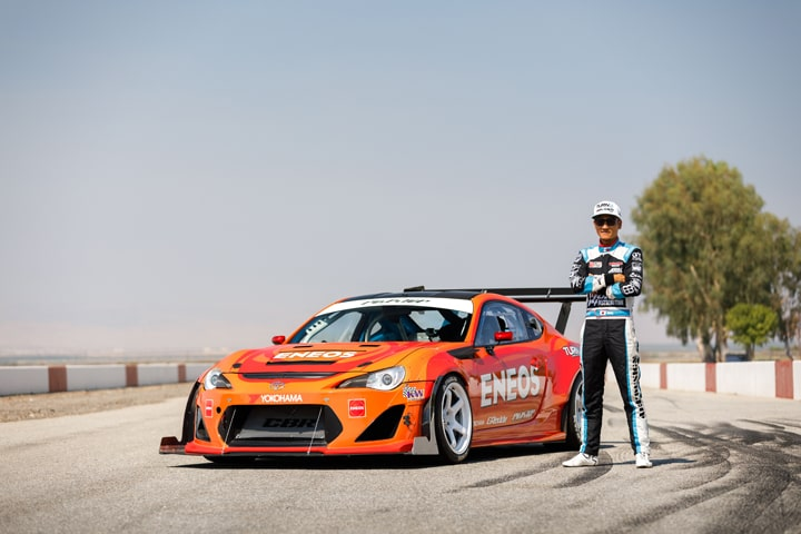Dai Yoshihara to Tackle Pikes Peak