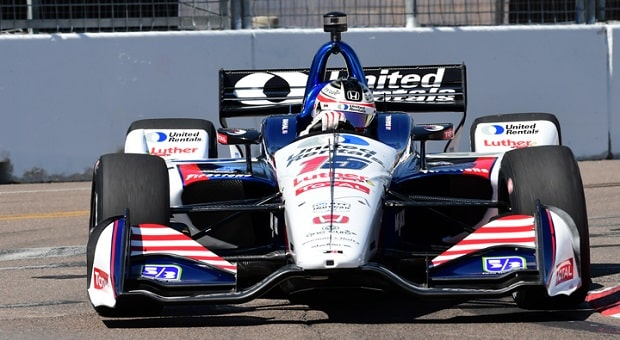 Honda Performance Development NTT's IndyCar Engineers
