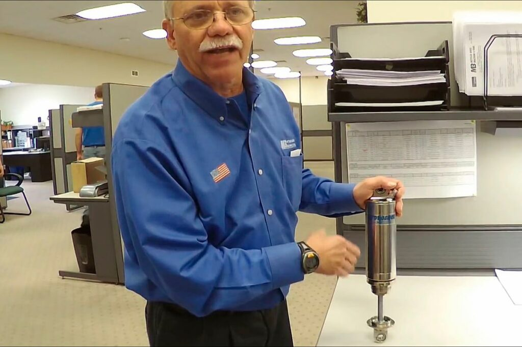 Mittler Bros Hydroshox Combines Coilovers with Ride Height Adjustability of Hydraulics