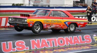 Dodge/SRT Sponsor 19th Annual NHRA Dodge Hemi Challenge at U.S. Nationals