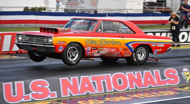 Dodge/SRT Sponsor 19th Annual NHRA Dodge Hemi Challenge at U.S. Nationals