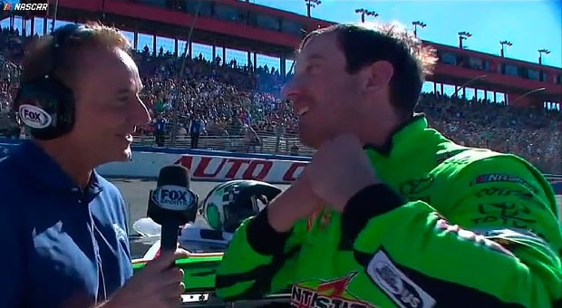 Kyle Busch's Quest for 200 NASCAR Victories Ends at Auto Club