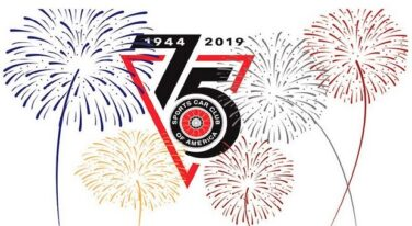 SCCA Celebrates 75 Years of Sports Car Club of America