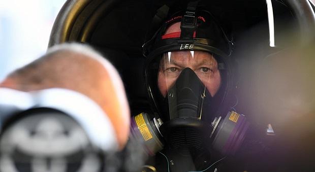 McLeod's Paul Lee Returns to Racing