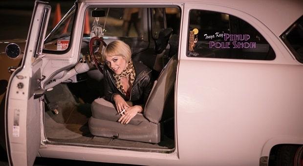 Pinup Pole Show Pinup of the Week: Tonya Kay