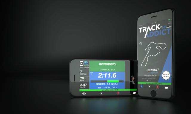 HP Tuners - Track Addict