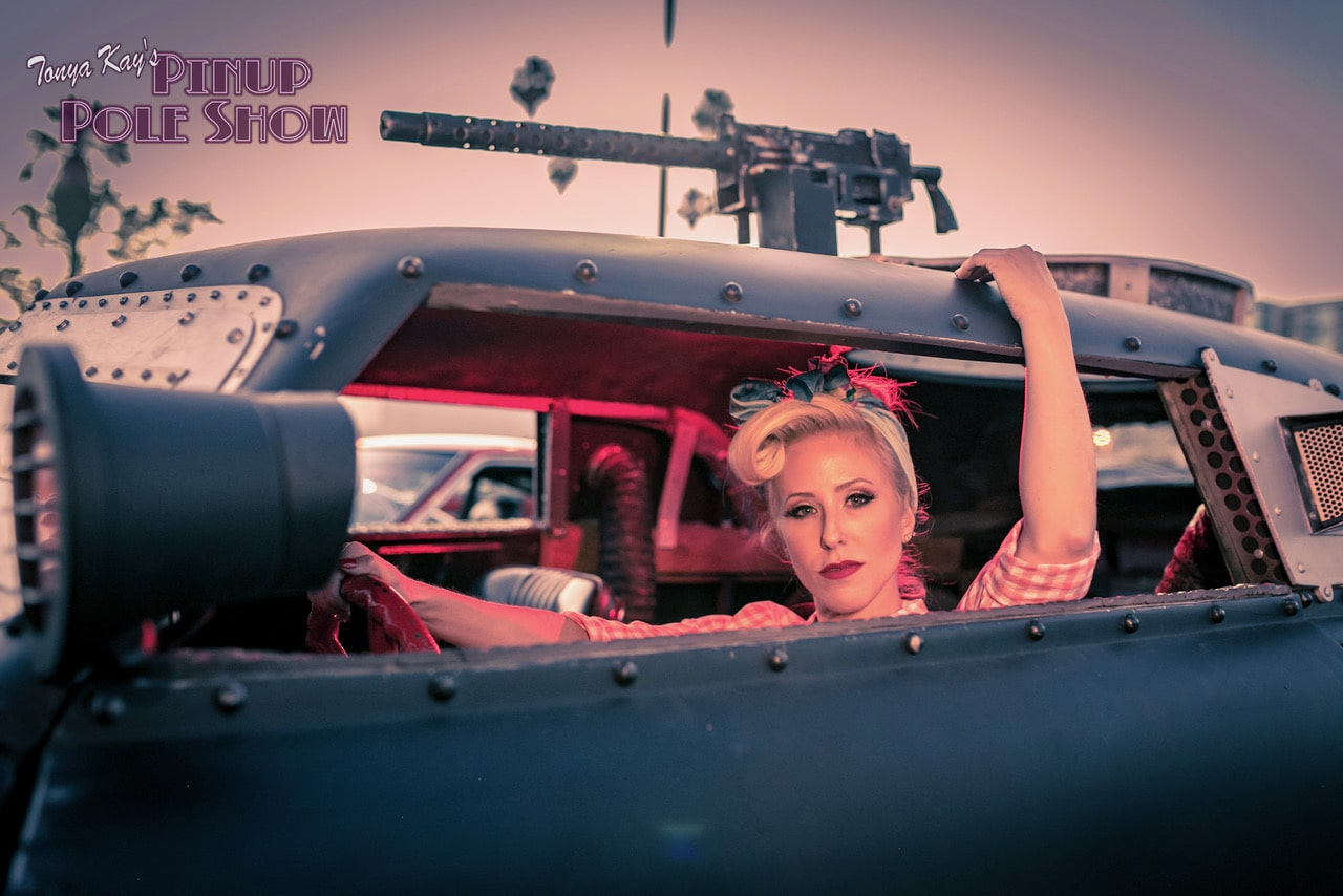 Pinup Pole Show Pinup of the Week: Tiffany Rose Mockler