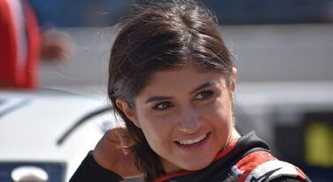 Hailie Deegan Wins at Las Vegas NASCAR K&N Pro Series West