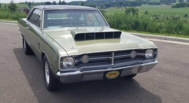 Dodge, Dart, Racing Junk Cool Car Find