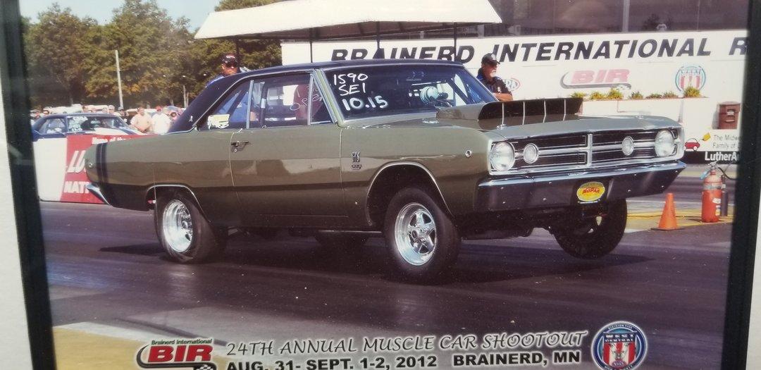 Dodge, Dart, Racing Junk Cool Car Find