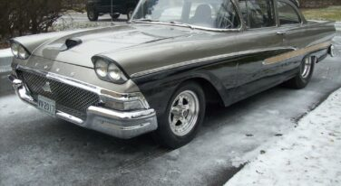 Today's Cool Car Find is Pro-Street 1958 Ford Custom for $21,000