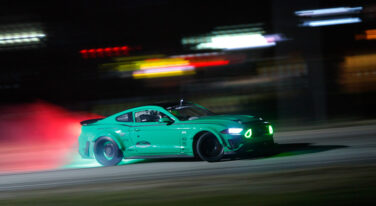 [Video] Drift Veteran Vaughn Gittin Jr. Celebrates Saint Patty's Day in Style