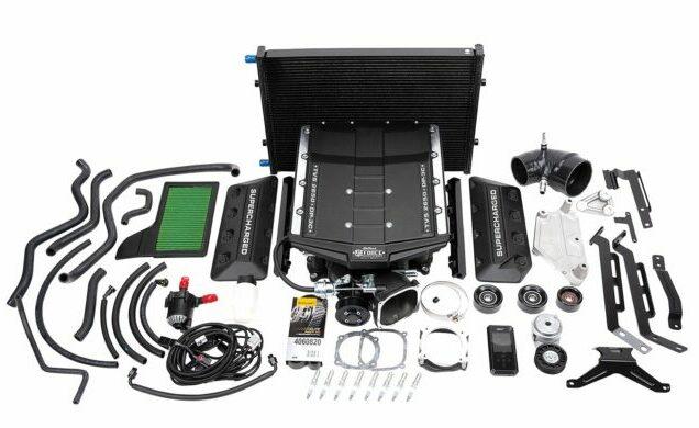 Edelbrock E-Force Supercharger for Mustang GT