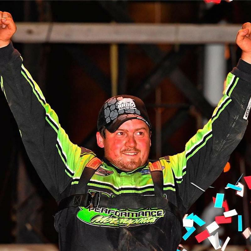 Brandon Sheppard and Rocket1 Racing Back on Top in Illinois
