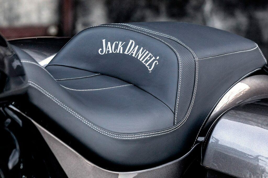 Indian Motorcycles to Make Limited Edition Jack Daniel's Dark Horse® Bike