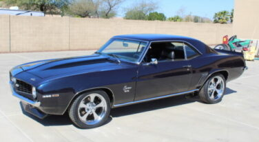 Today's Cool Car Find is This 1969 Chevrolet Camaro for $52,000