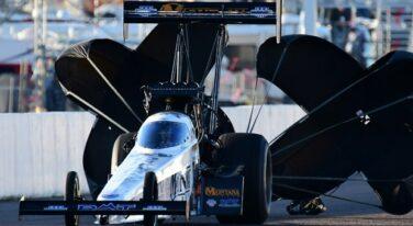 Austin Prock's Got a Hot Hand in NHRA Top Fuel