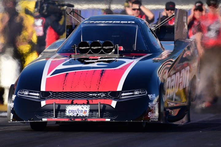 10-Year Anniversary for zMAX Dragway Four-Wide NHRA Nationals