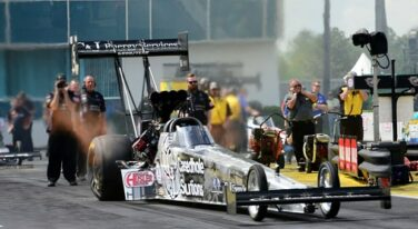Larry Dixon Sues the NHRA