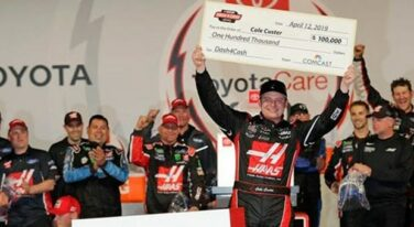 Custer Wins Dash4Cash at Richmond, Truex Breaks Losing Streak