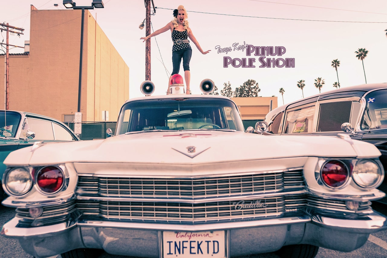 Pinup Pole Show Pinup of the Week: Nik White