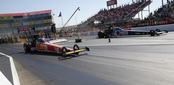 John Force Racing Back on Top at NHRA SpringNationals
