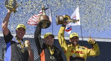 Big Wins at 2019 NHRA Denso Spark Plugs Four-Wide Nationals