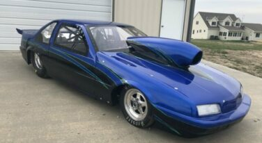 Today's Cool Car Find is this 1996 Chevy Beretta for $40,000