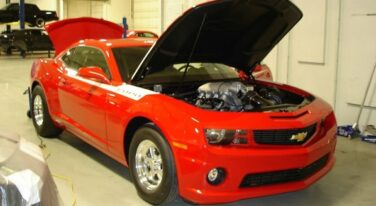 Today's CCF is this 2013 Copo Camaro