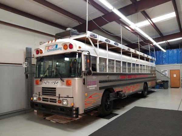Bus, For Sale, CCF