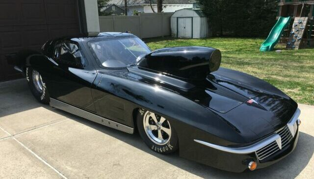 Today's Cool Car Find is this 1963 Corvette Roller or Turnkey
