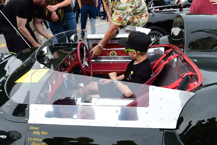 Seal Beach Car Show Has Something for Everyone