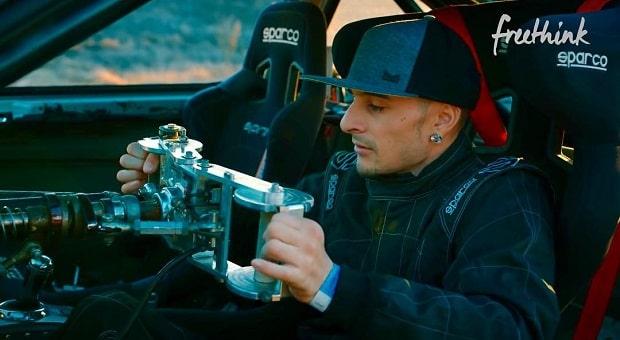 Behind the Wheel Podcast Episode 19: Mario Bonfante Jr.