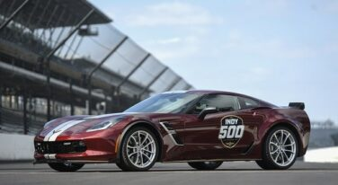 2019 Indy 500 Pacer is New Corvette Grand Sport